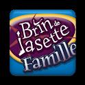 Brin de jasette – Famille logo