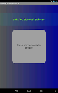 SwitchUp Bluetooth Extension - screenshot thumbnail