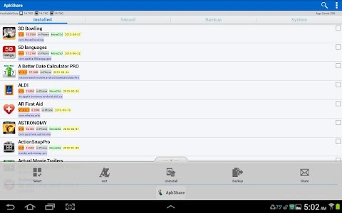 ApkShare screenshot 11