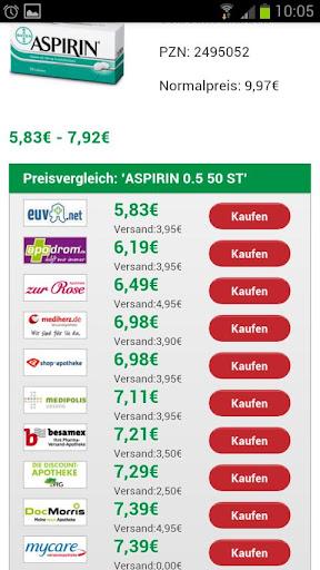 【免費醫療App】Billigmed günstige Medikamente-APP點子