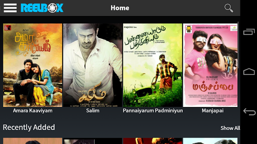 ReelBox Movies - Kannada Tamil