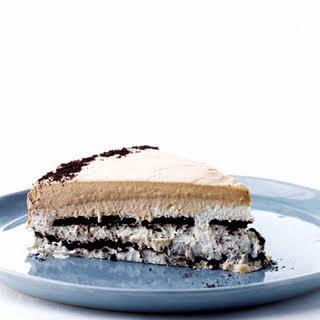 Espresso and Mascarpone Icebox Cake.