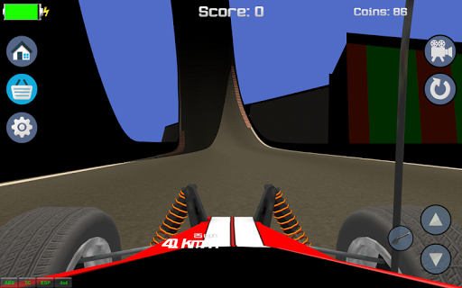 RC Car - Hill Racing Driving Simulator  screenshots 13