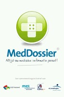Screenshot of MedDossier