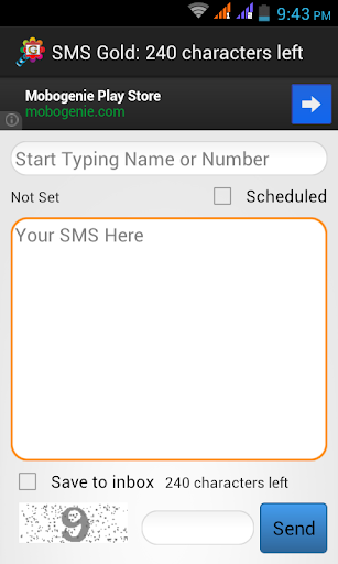 SMS Gold: Free SMS To Pakistan