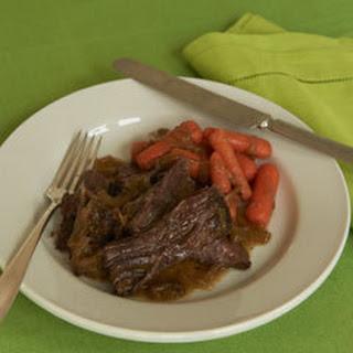 Home-style Pot Roast.