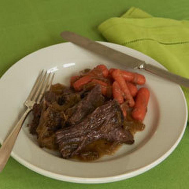Home-Style Pot Roast Recipe