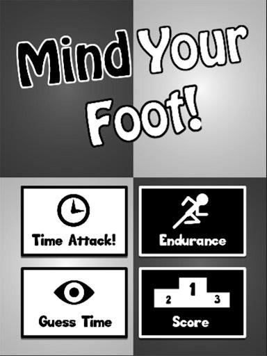 玩免費體育競技APP|下載Mind Your Foot app不用錢|硬是要APP