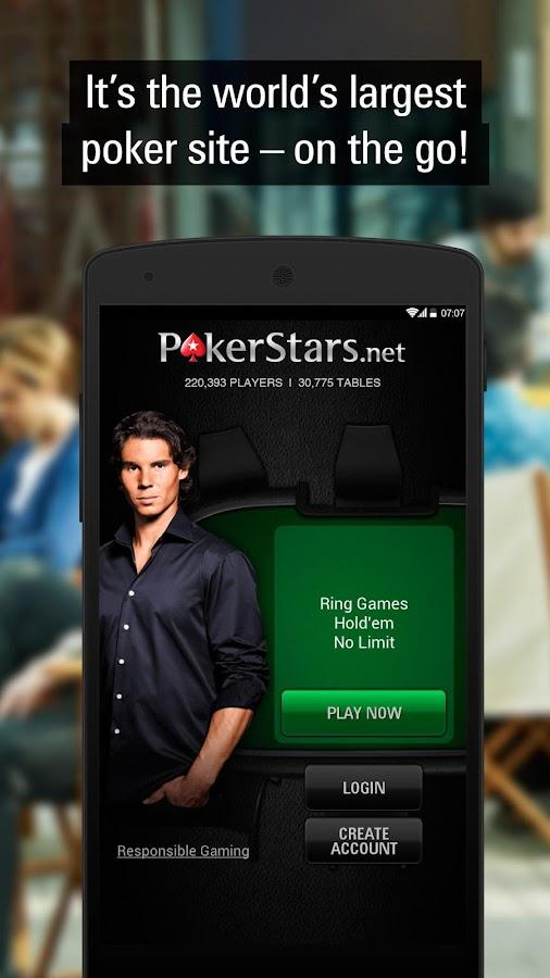 Download Pokerstars Real Money