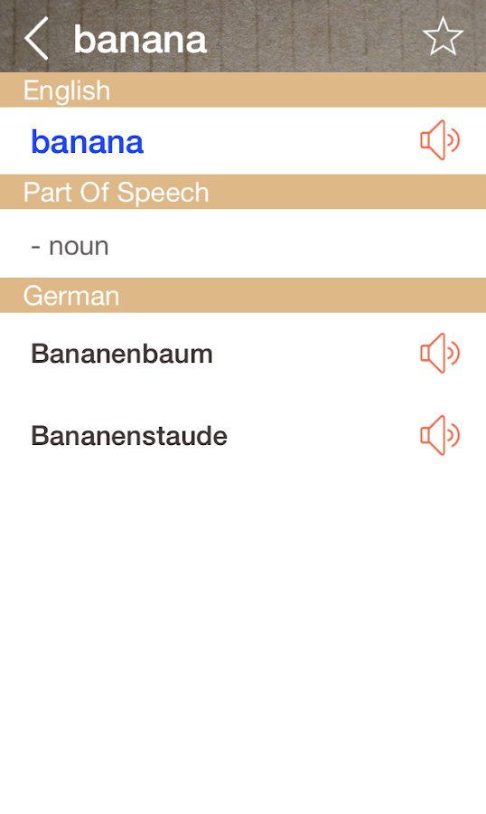google translate german to english dictionary