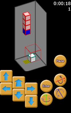ChiralCube  立体ブロックを組み合わせて消す楽しさのおすすめ画像5