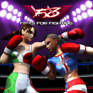 Woman Fists For Fighting WFx3 for PC and MAC