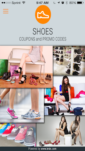 Shoes Coupons - I'm In