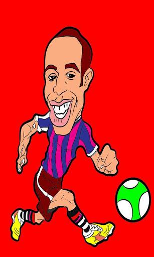 Soccer League Paint