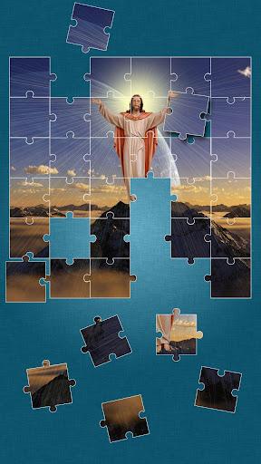 God and Jesus Jigsaw Puzzle 4.6 screenshots 2