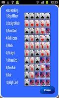Screenshot of PlayTexas Hold'em Poker Free