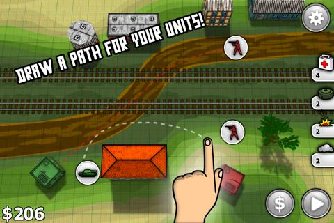 Draw Wars- screenshot