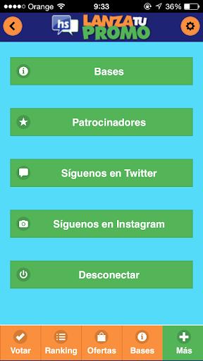 【免費娛樂App】Lanza tu Promo-APP點子