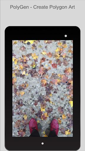 PolyGen - Create Polygon Art  screenshots 24