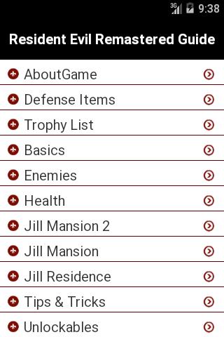 Guide:Resident Evil Remastered