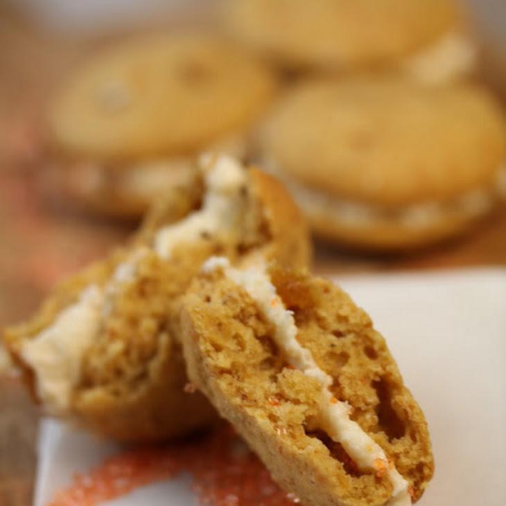 Carrot Cake Whoopie Pies Recipe