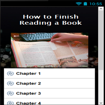 How to Finish Reading a Book