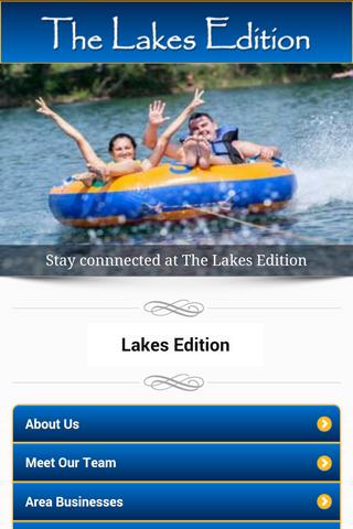 Lakes Edition