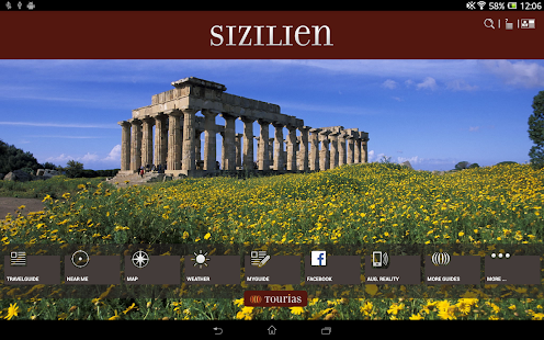 Sicily Travel Guide - Tourias - screenshot thumbnail