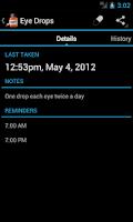Screenshot of Medi Droid Pill Reminder
