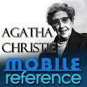 Agatha Christie. 2 novels. logo