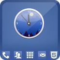 Facebook Go Launcher Ex Theme icon