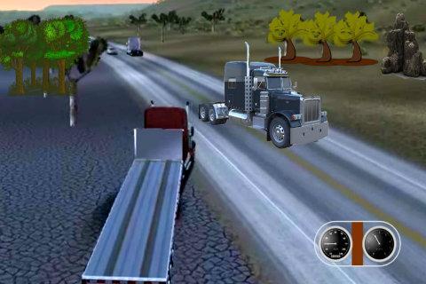 18 Wheels Truck HD