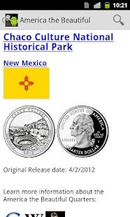 America the Beautiful Quarters- screenshot thumbnail