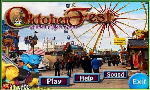 Oktoberfest Free Hidden Object