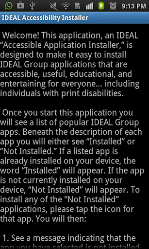 IDEAL Access 4 T-Mobile®