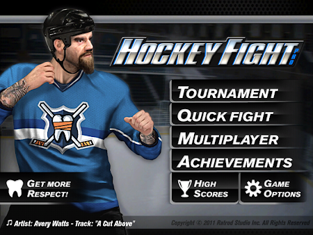 Hockey Fight Lite 1.67 screenshot 99335