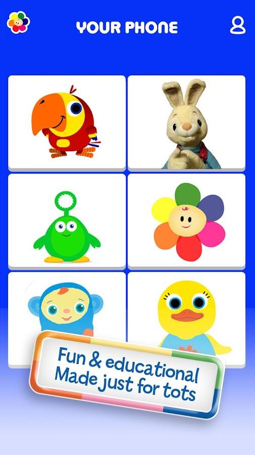Play Phone Kids Toy - screenshot