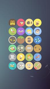 Cryten - Icon Pack Screenshot