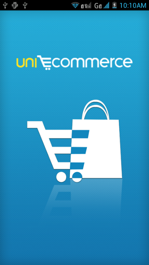 Uniecommerce- screenshot