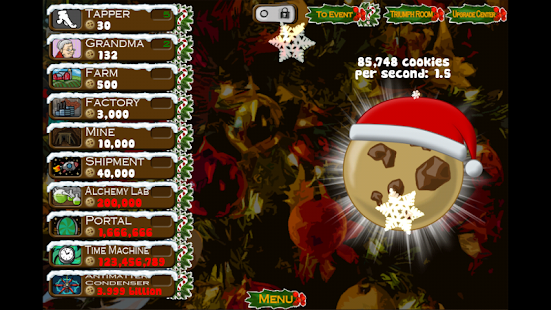 Cookie Clicker- screenshot thumbnail