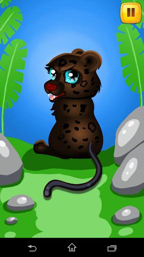 愤怒的黑豹