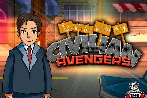 Los Vengadores Civiles