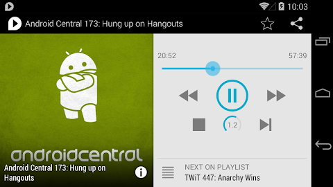 uPod Podcast Player Screenshot 26