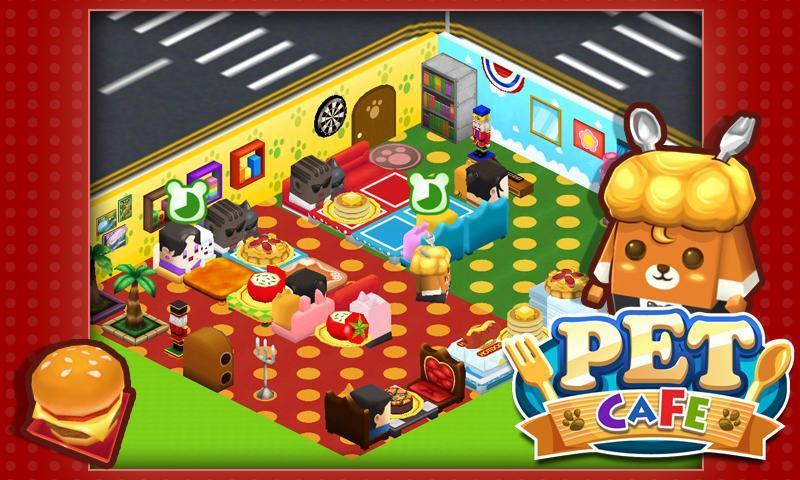 Pet Cafe - screenshot