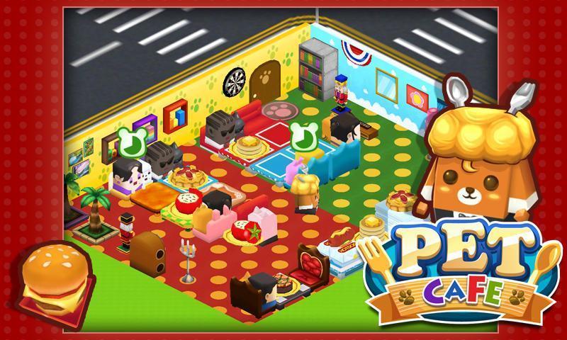Pet Cafe- screenshot