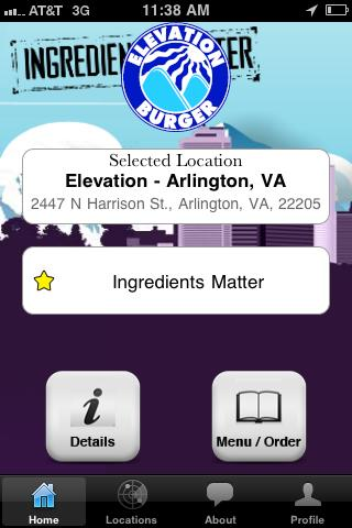 Elevation Burger - screenshot