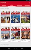 Screenshot of The Week UK