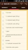 Screenshot of MojeCiasto.pl