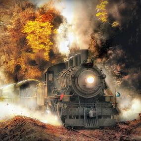 by Nickel Plate Photographics - Transportation Trains