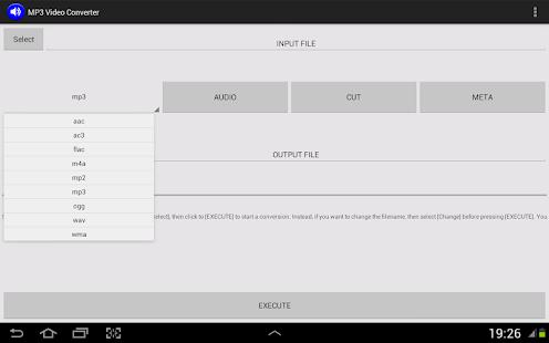 mp3视频转换器 媒體與影片 App-愛順發玩APP